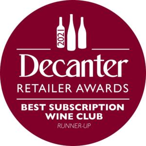 Bat and Bottle were the 2021 winners of the Decanter Retail Awards for Best Italian Wine Merchant and runners up for Best Subscription Wine Club.