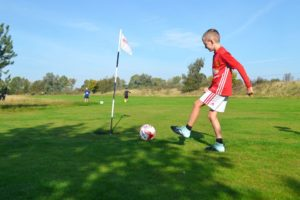 Footgolf, Rutland County Golf Cub