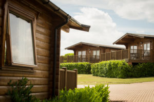 Lodges at Greetham Valley