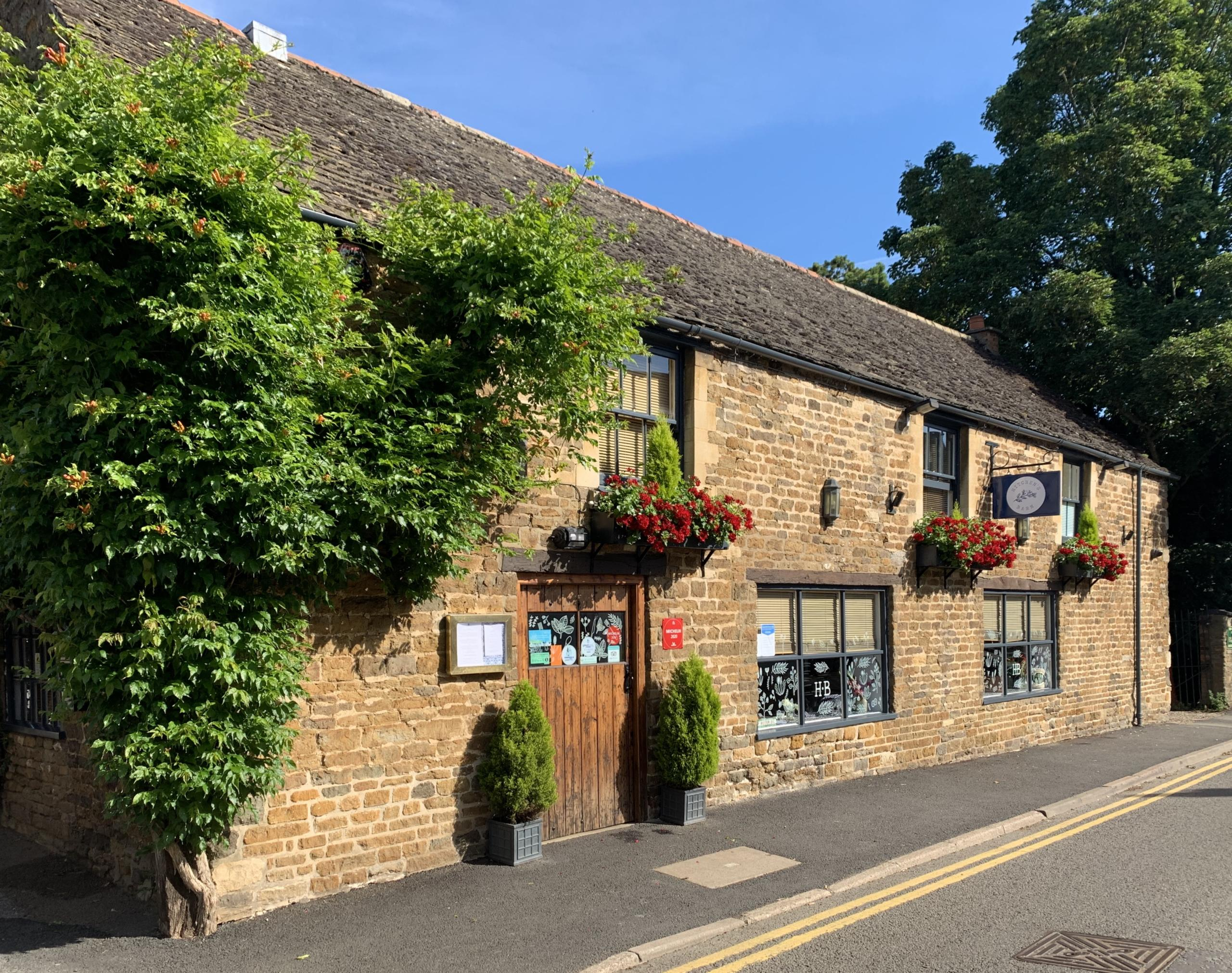 Hitchens Barn Oakham restaurant eat