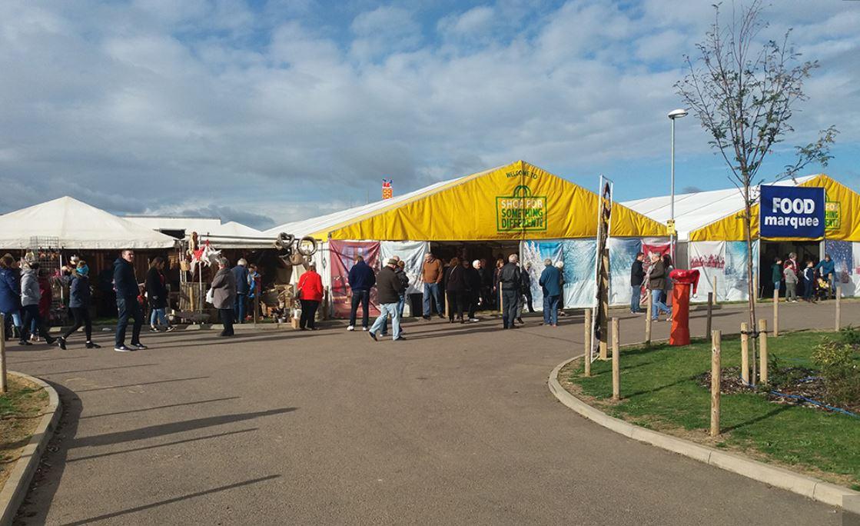 Mistletoe Fair event