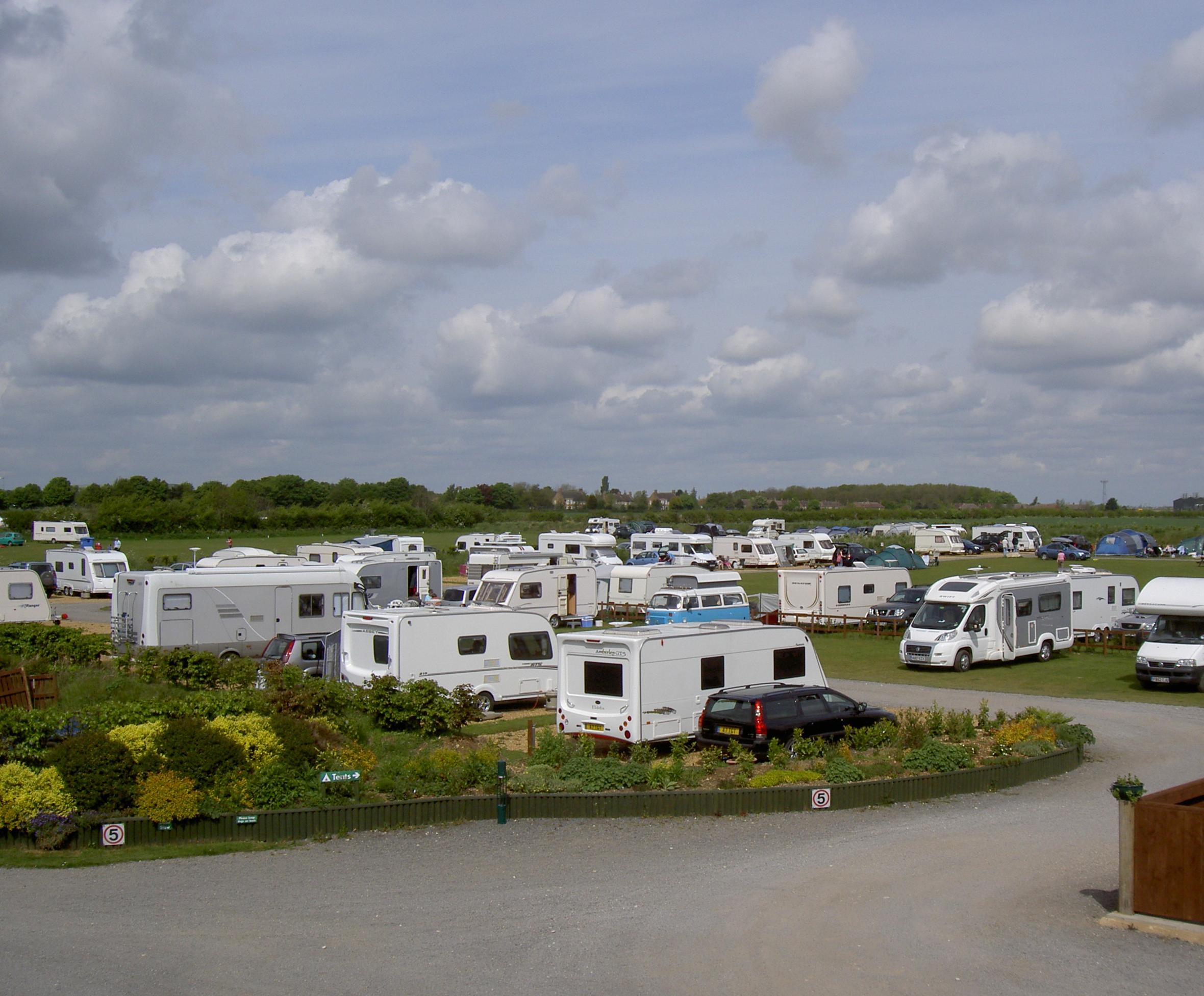 Rutland Caravan and Camping, Greetham