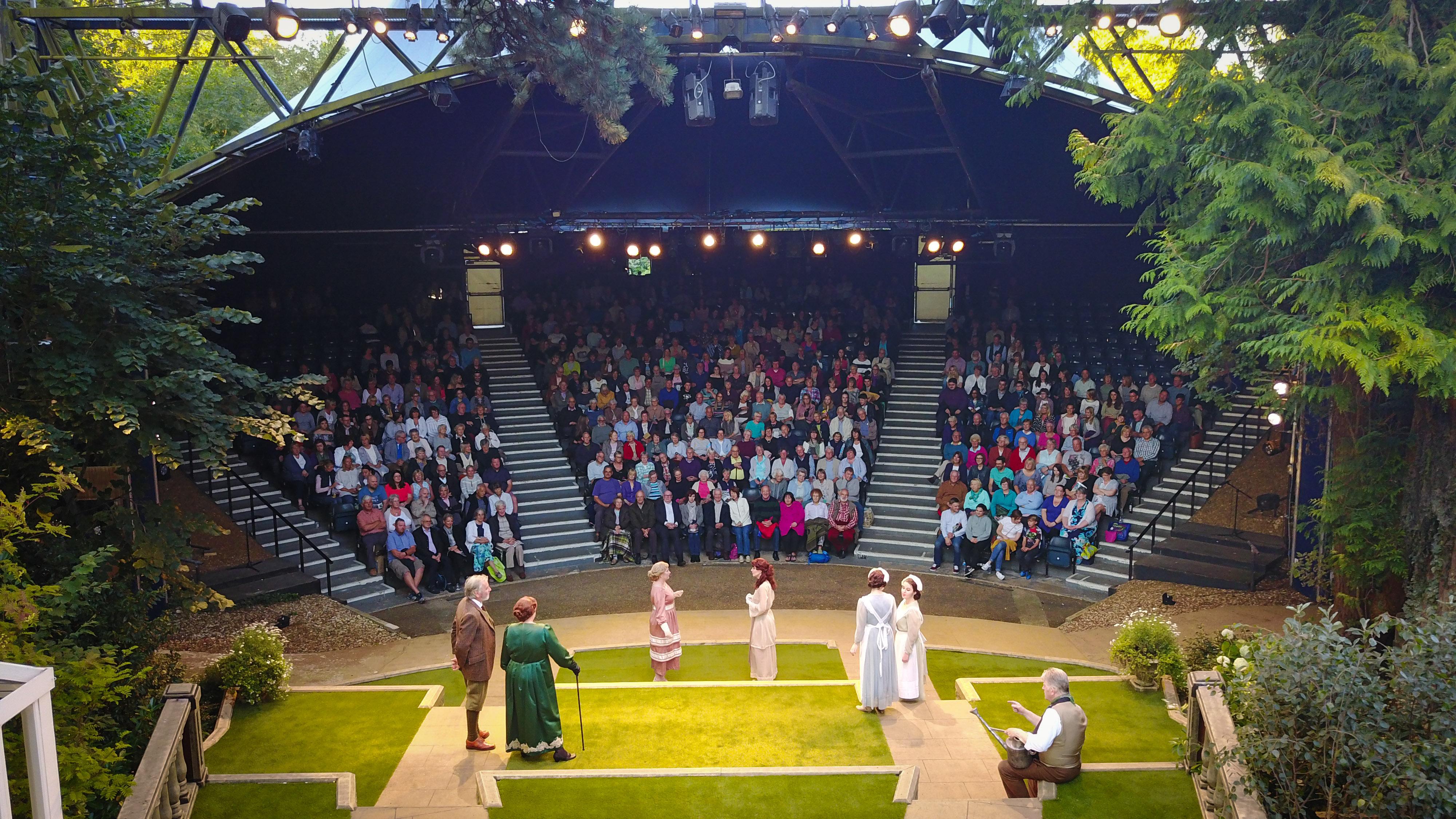 Tolethorpe Hall theatre