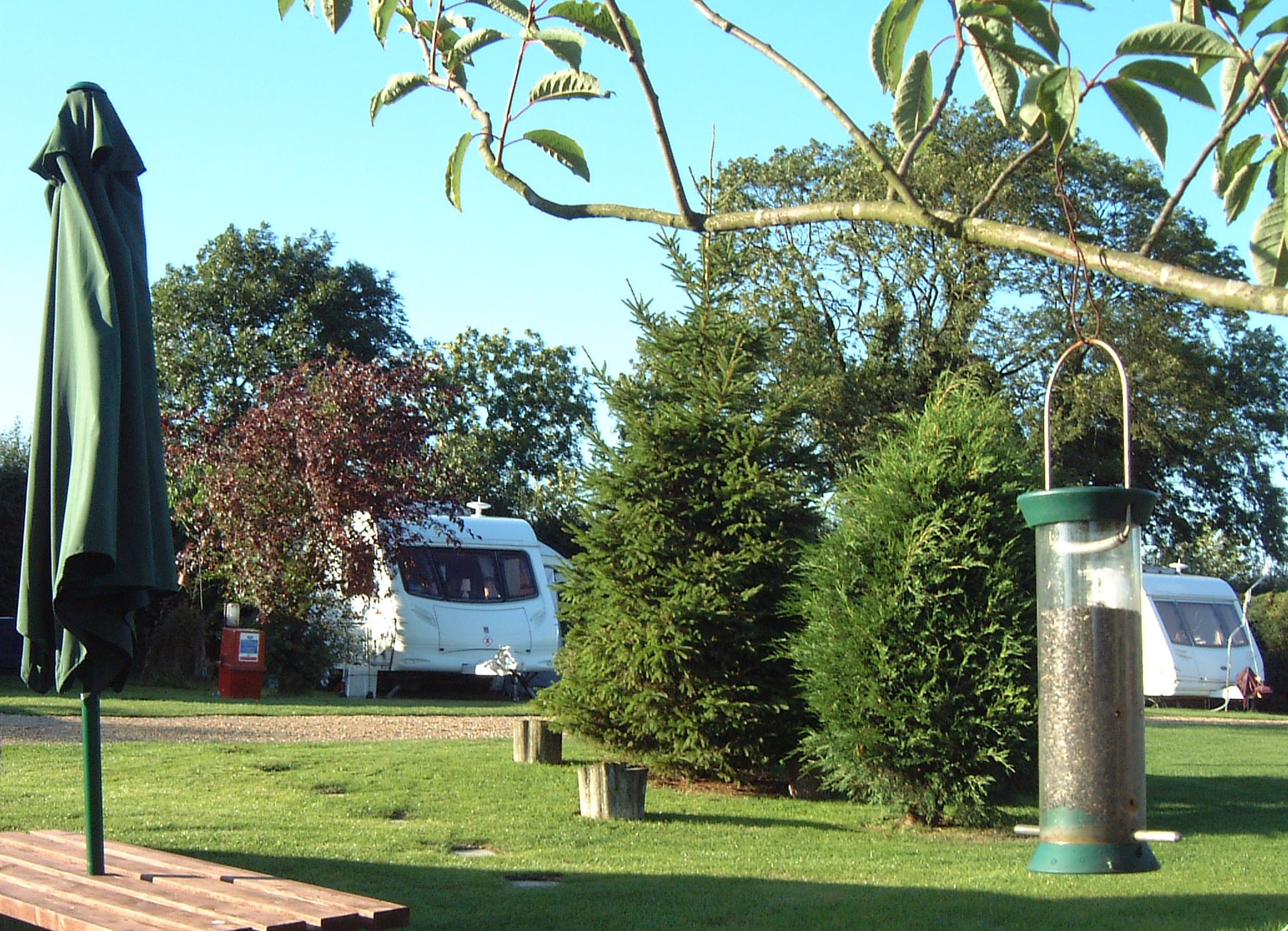 Greendale Farm Caravan Site