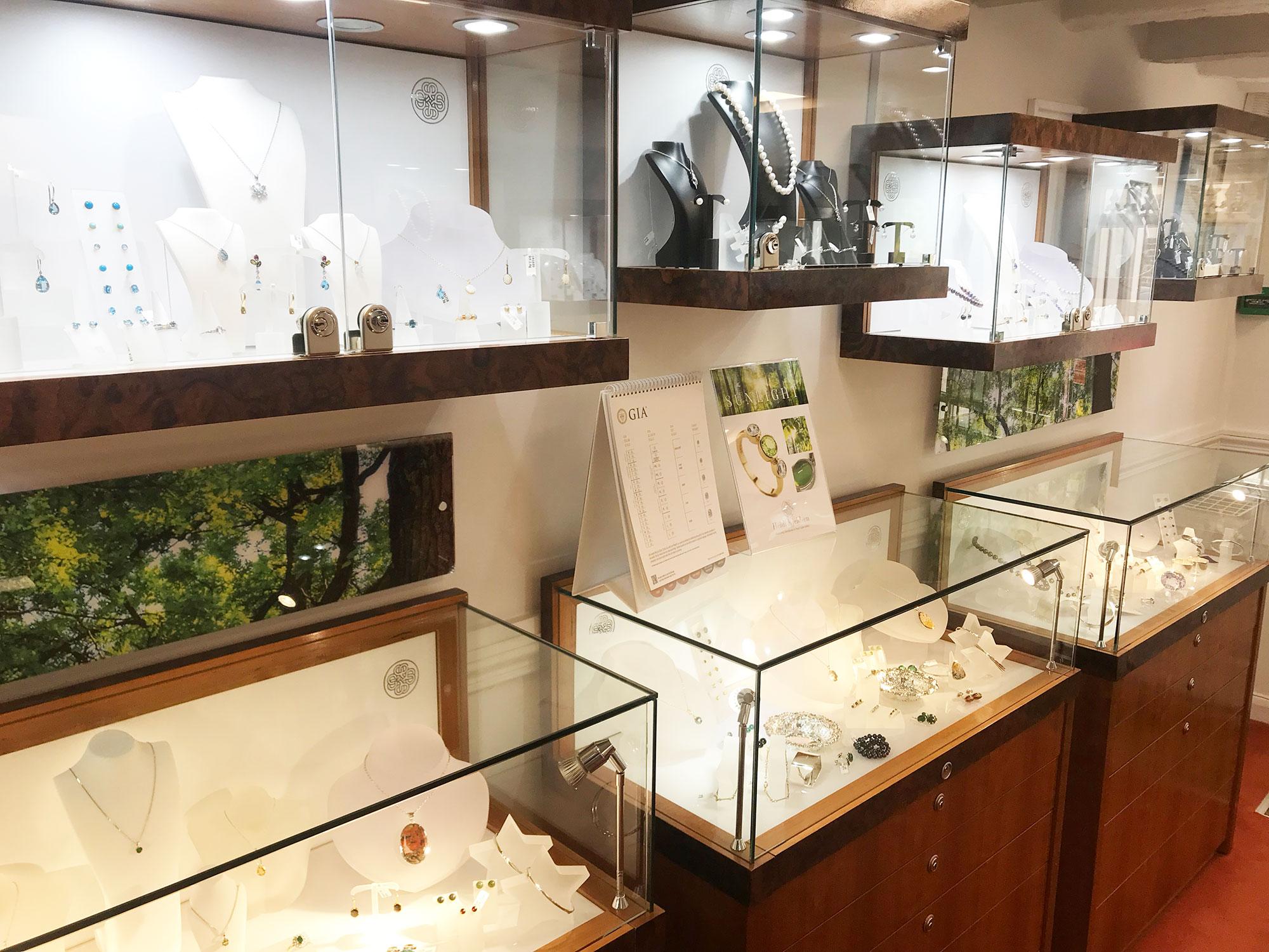 Heidi Kjeldsen jewellery shop