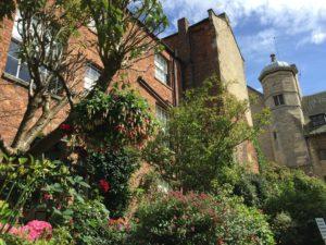 Garden-Hotel Uppingham School