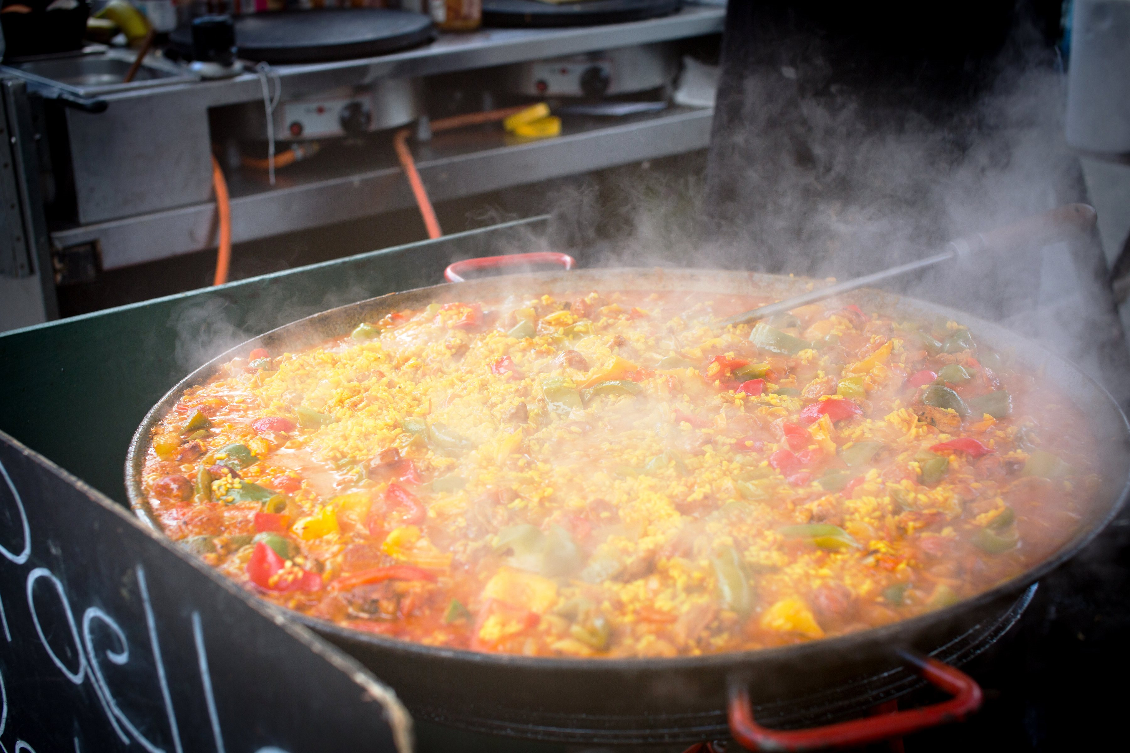 Uppingham Market food