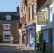 Oakham Market Place