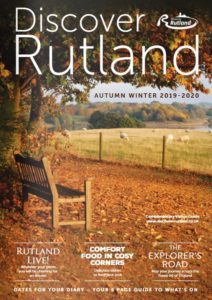 Discover Rutland Guide autumn Winter 2019