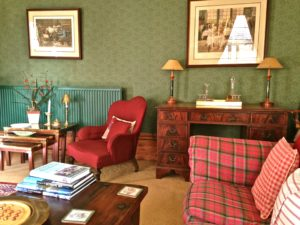 Garden Hotel Uppingham lounge