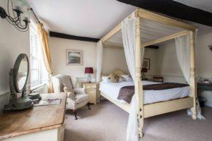 Hornblower hotel oakham bedroom