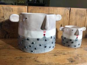 Lola Wood Uppingham Shop, ceramics
