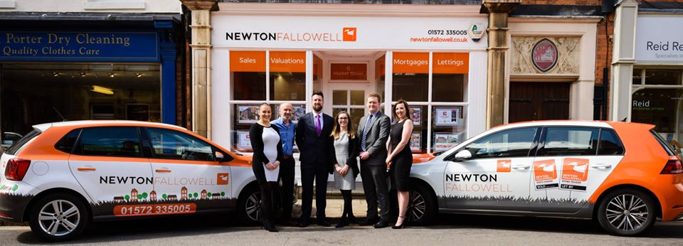 Newton Fallowell Estate Agent, Rutland