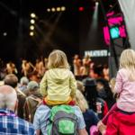 Anglian Water Music Festival event