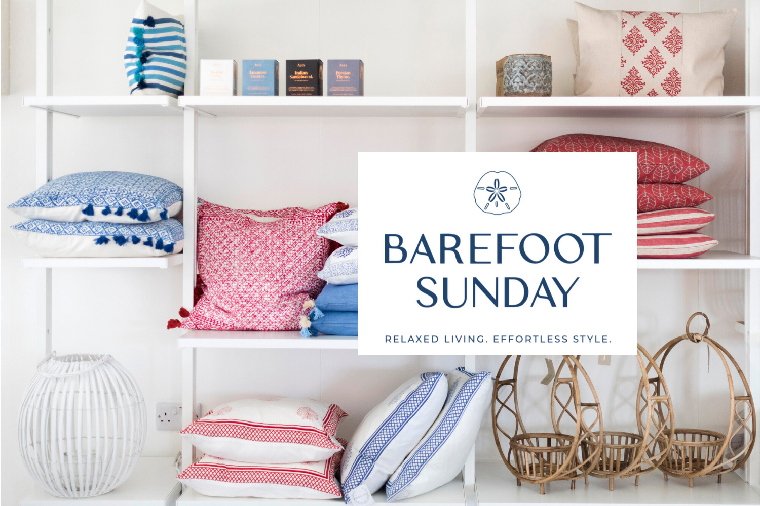 Barefoot Sunday retail shop