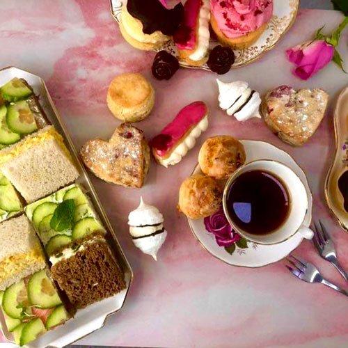Kavanaghs Valentine's Week Afternoon Tea