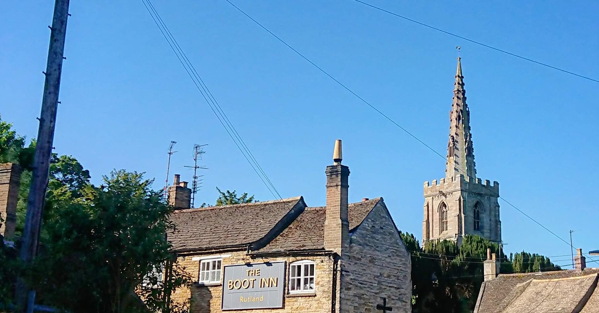 The Boot pub South Luffenham